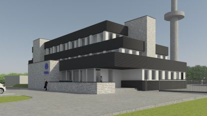 Zo zal het nieuwe politiehuis eruit zien: bouw start op 17 oktober