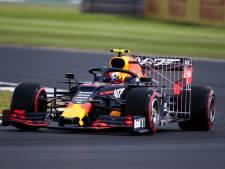 Gasly le plus rapide lors de la première séance d'essais libres à Silverstone
