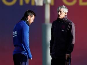 Usé ou vrai problème avec Setién? Messi joue sa saison la moins prolifique depuis plus de dix ans