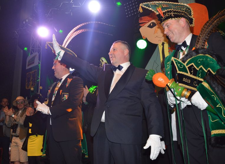 Dario Pieters, de nieuwe prins carnaval Ninove.