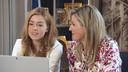 """Prinses Alexia is erg tevreden over hoe haar ouders het doen. De middelste dochter van koning Willem-Alexander en koningin Máxima vindt ze """"echt heel goede ouders."""""""