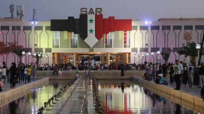 Eerste lokale verkiezingen in Syrië sinds oorlog in 2011 losbarstte