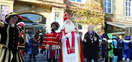 Sinterklaas in Gorinchem aangekomen