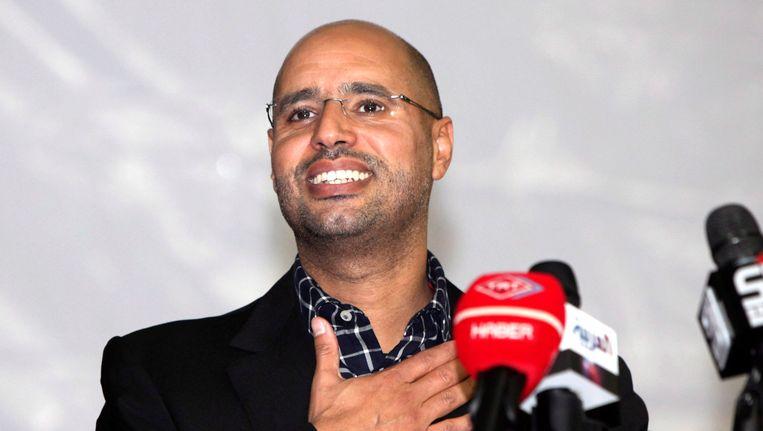 Saif al-Islam. Beeld epa