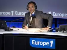 Nikos Aliagas quitte la matinale d'Europe 1