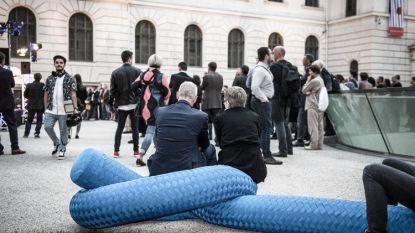 Drie 'Ropes' sieren binnenkort Blauwputplein