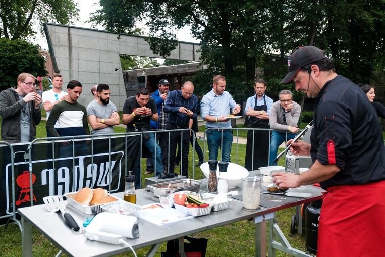 Grill-festival met kookwedstrijden, demonstraties en workshops.