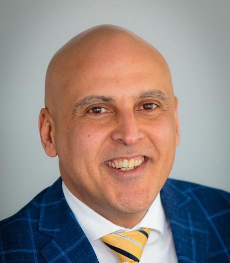 Ahmed Kansouh directeur Baanbrekers