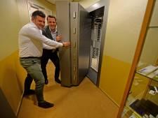 Verboden Toegang: de kluis van de Rabobank in Enschede