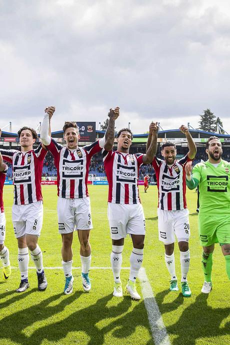 Willem II is nu definitief veilig