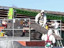 Begin gemaakt met 'asbesttrein': verwijderen asbestplaten in Berkelland