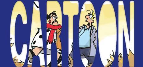 CARTOON   Toos & Henk