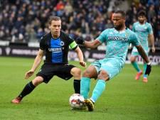 Un choc à huis clos entre Bruges et Charleroi pour lancer la saison