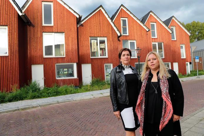 Brielle van sleenstraat bewoners gedupeerd door verkeerd gebouwde huizen en failliete aannemer