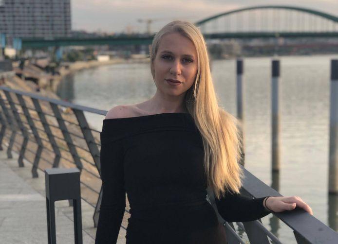 Nevena Stojanović (21) verblijft in Servië tijdens de nieuwe lockdown.