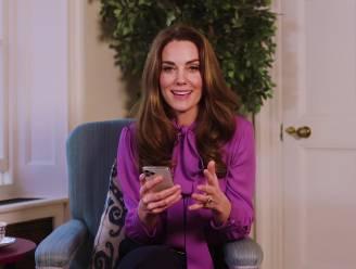 """Ook voor Kate Middleton is het moederschap niet altijd makkelijk: """"Mijn kinderen hebben eveneens driftbuien"""""""