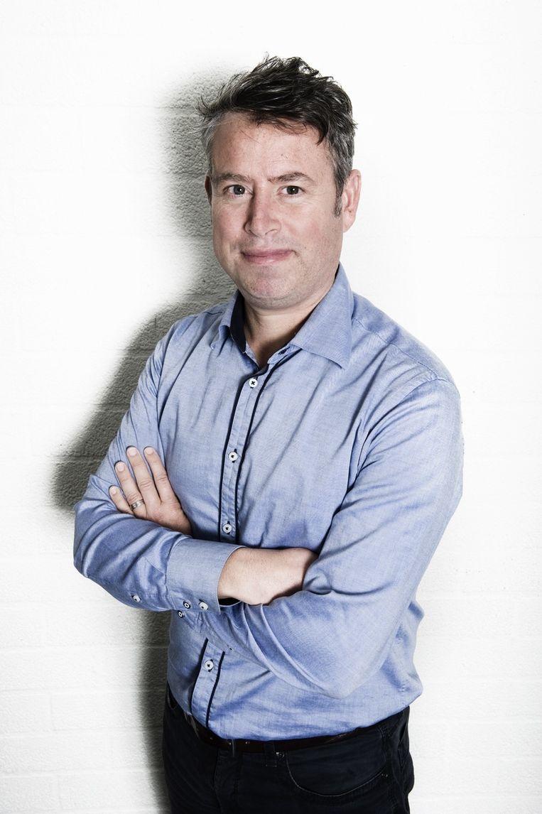 Mark van Vugt Beeld Els Zweerink