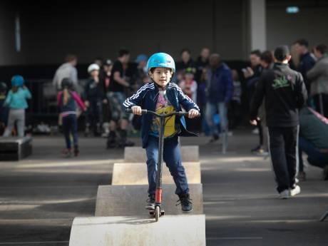 Drukbezochte indoor-editie Urban Matterz, vrijheid maakt stoere sporten vet