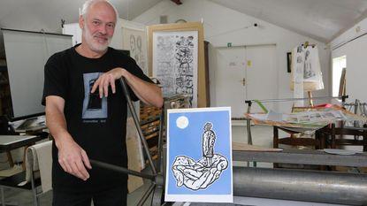 Kunstenaar wint wedstrijd met thema 'palliatieve zorg'