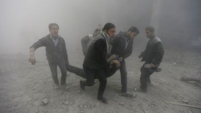 Toestroom van vluchtelingen en doden worden niet meer begraven: situatie in Syrische rebellenstad is catastrofaal