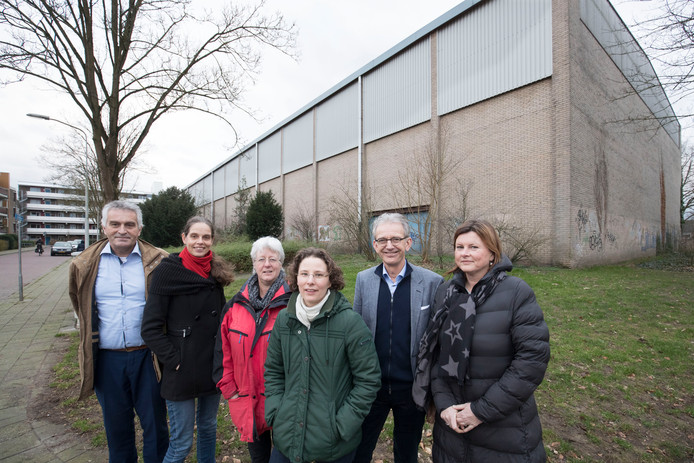Bewoners Harnjesweg zijn bezorgd over nieuwbouwplannen bij de Olympiahal in de Wageningse Buurt