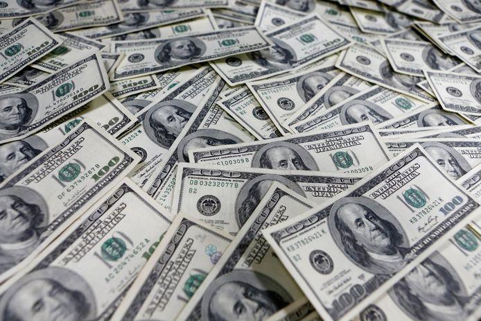 Dollar briefjes