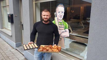 Ex-deelnemer 'Bake Off Vlaanderen' Boris opent online bakkerij