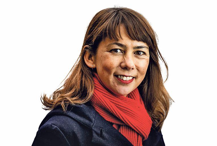 Mei Li Vos Beeld ANP