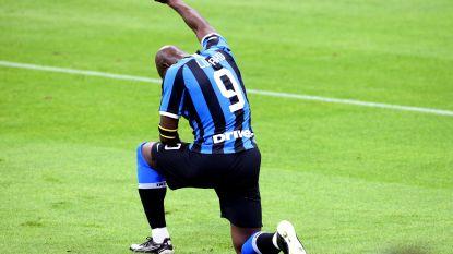 Het statement dat hij wilde maken: de goal van Romelu Lukaku tegen Sampdoria was er één met een enorme symboliek