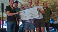 Cyclocross Vorselaar schenkt 1.000 euro aan gezinsvervangend tehuis De Troon