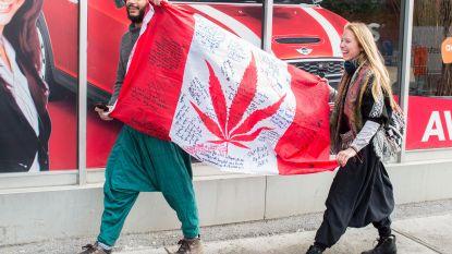 Legalisering van marihuana kan Canadezen eeuwig verbod voor oversteek naar Verenigde Staten opleveren