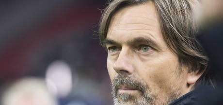 Cocu: PSV wil direct een reactie geven