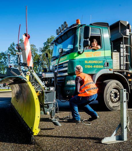 Strooiwagens op de weg in oktober? Area Reiniging maakt morgen testritten in Emmen