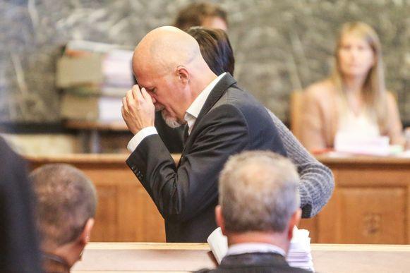 Kris Permentier werd in de correctionele rechtbank in Oudenaarde veroordeeld tot 24 jaar cel.