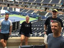 """Kim Clijsters est arrivée à l'US Open: """"Ce sera étrange sans les fans"""""""