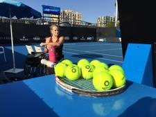 Diede de Groot plaatst zich voor halve finale Australian Open