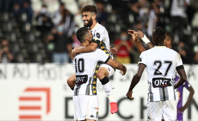 Gholizadeh scoorde de 2-0.