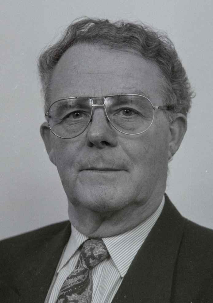 Burgemeester Berkhout in Mierlo