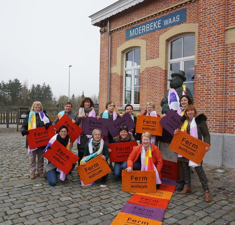 De dames van Ferm Moerbeke zijn enthousiast over de naamsverandering.