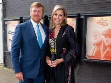 Koningin Máxima droeg jurk van Haagse ontwerpster
