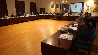 Ook in Halle is de nieuwe gemeenteraad geïnstalleerd