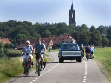 Veilig fietsen over de dijk van Wijk naar Amerongen: het is nu of nooit