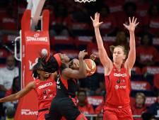 Emma Meesseman fait un pas vers la finale WNBA