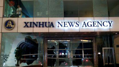 "Chinese staatsmedia: ""Peking moet harder optreden tegen betogers Hongkong"""