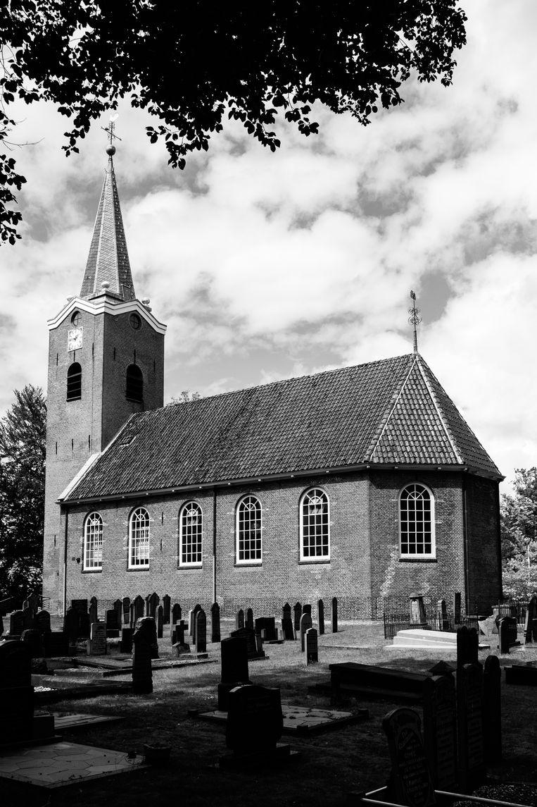 De Martenskerk in Beetsterzwaag, Friesland  Beeld Jeroen Taalman