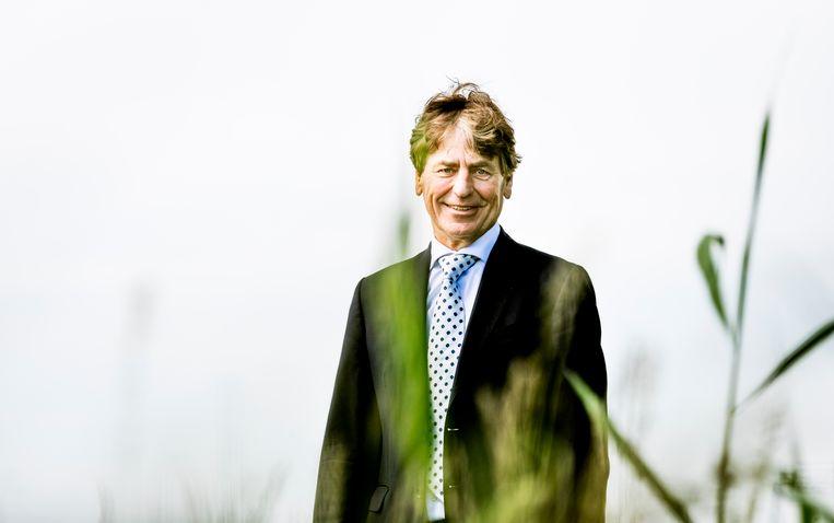 Sjef van Gennip. Beeld Freek van den Bergh