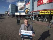 Almelose woonboulevard krijgt braderie: 'Leek ons een leuk idee'