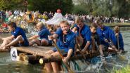 Ook vlottenrace van Schoten valt in het water door blauwalgen