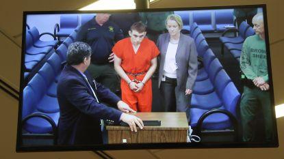 Schutter Florida verminkte zichzelf op sociale media