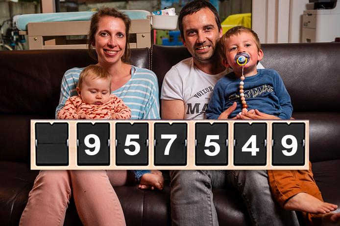 Un vertigineux total de 957.000 messages à neuf heures ce mercredi